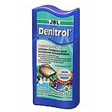 JBL Lanzador de bacterias Denitrol para acuarios de Agua de mar y Dulce, para una rápida población de Peces