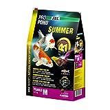 JBL - Alimento de Verano para koi, Perlas flotantes, alimento Temporal, propond Summer, Talla M, 4,1 kg