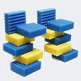 SunSun CBF-350C Filtro Estanque Bio Juego Completo Esponjas Filtrantes Recambio