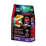 JBL - Comida para colorantes Koi, Perlas de alimentación flotantes, Forro Especial ProPond Color, tamaño S, 2,5 kg