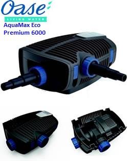 Bomba para estanque Oase AquaMax Eco Premium 6000