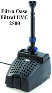 Filtro Oase Filtral UVC 2500