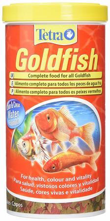 Comida para goldfish