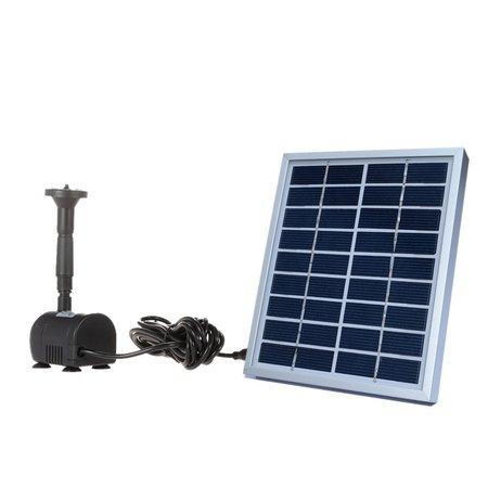 Fuentes solares para estanques