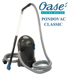 Aspirador Oase Pondovac Classic